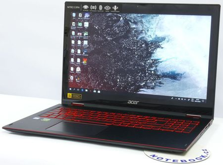 acer nitro 5 spin drivers