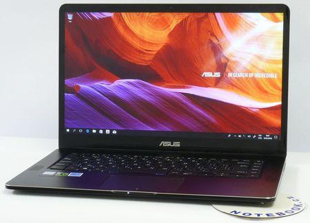 6f7ea667b8 ASUS ZenBook Pro UX550VE - tenký a pevný notebook s vysokým výkonem ...