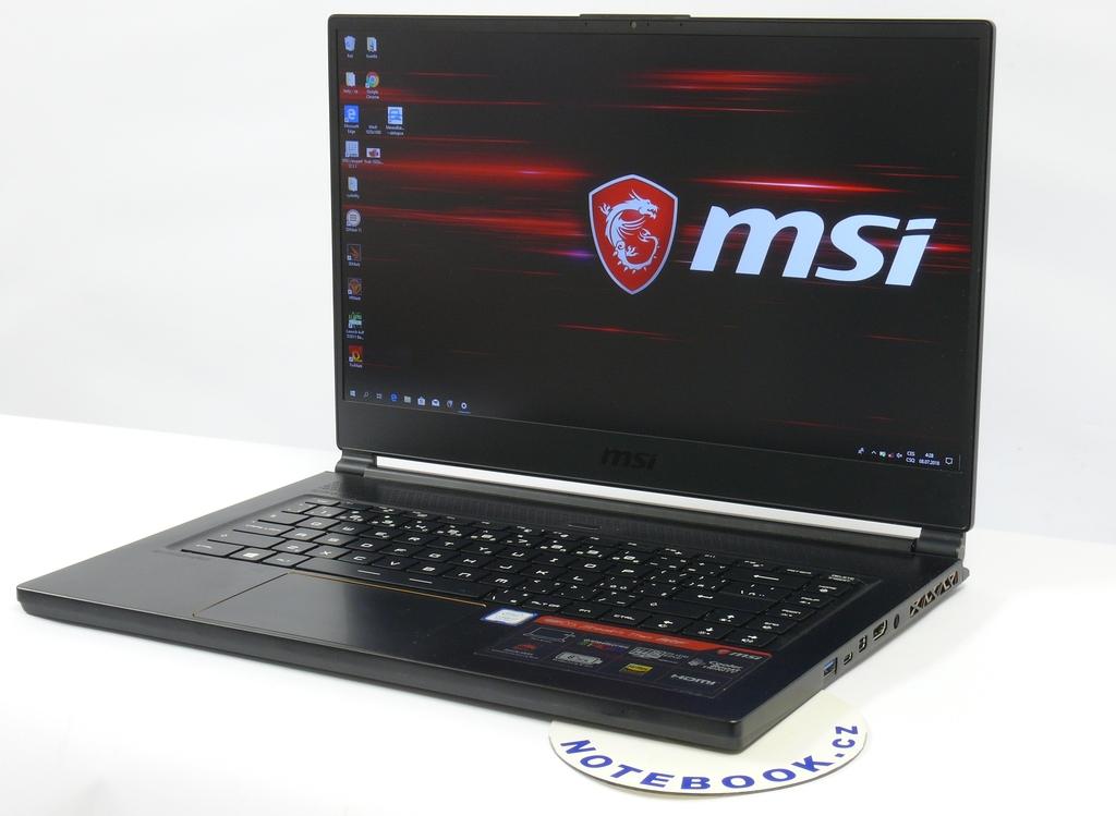 b6e597ec03 ... MSI GS65 Stealth Thin - herní notebook ...
