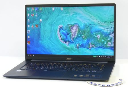 Acer Swift 5 (SF515-51T) - ultratenký 15,6'' notebook s hmotností pod jeden kilogram