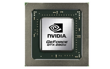 NVIDIA GeForce GTX 280M - grafický high-end