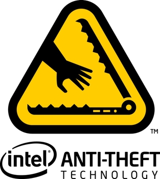 Intel Anti-Theft Technology 3.0 - data v bezpečí