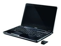 notebook Toshiba Satellite A500