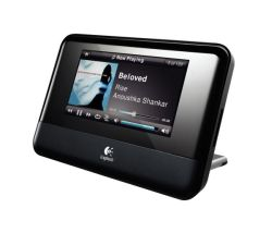 Logitech Squeezebox Radio a Squeezebox Touch