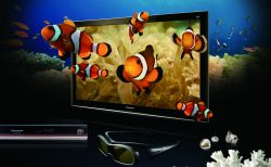Plazmové 3D TV Panasonic