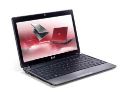 Acer Aspire One 521 a 721- netbooky s procesory AMD