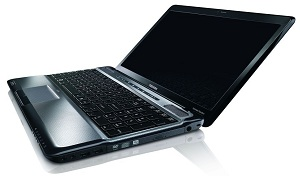 Notebook Toshiba Satellite A660-10X