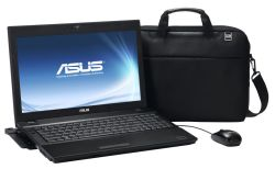 Business notebooky ASUS řady B a P