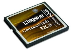 Kingston Digital CompactFlash Ultimate 600x - paměťové karty