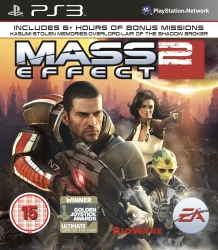 EA - Sci-fi hit Mass Effect 2 na konzoli PlayStation 3!