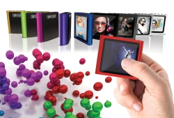 Sweex Optimuo MP4 Player 4GB