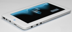 mivvy MIDroid A2 - tablet s OS Android 2.1