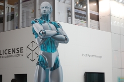 ESET na CeBITu - preview verze ESET Smart Security a cloud computing