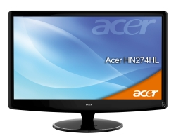 Acer H274HL - LCD monitor