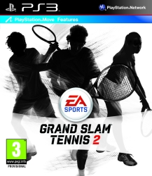 EA SPORTS Grand Slam Tennis 2 pro PlayStation 3 a Xbox 360
