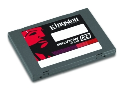 Kingston SSDNow KC100 - disk pro firmy
