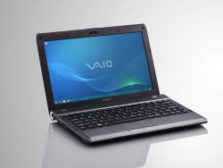 Malý notebook Sony Vaio YB