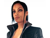 Rosario Dawson - Syndicate game