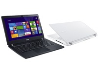 Acer Aspire V13 black white