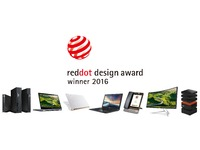 Acer Red Dot Product Design Awards 2016