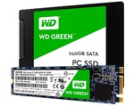 Western Digital uvádí SSD WD Green a WD Blue