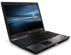HP EliteBook 8740w - WD938EA