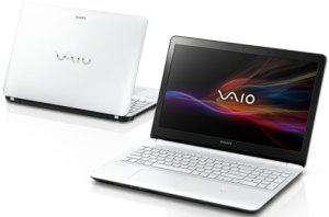 SONY VAIO Fit 15 - SVF1521A6EW